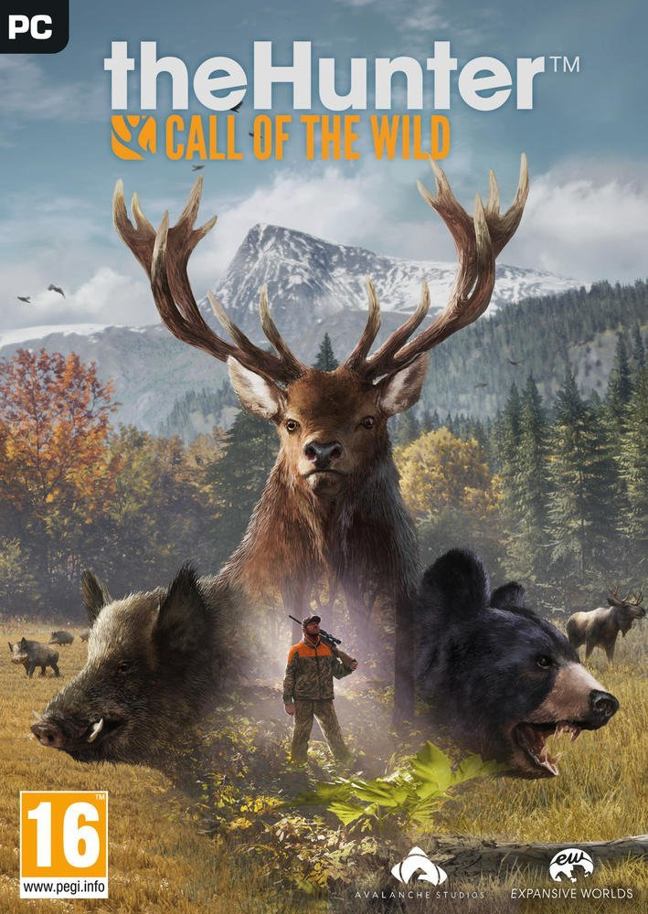TheHunter: Call of the Wild v1898534 + 28 DLCs  [FitGirl Repack] - Multi - Iso
