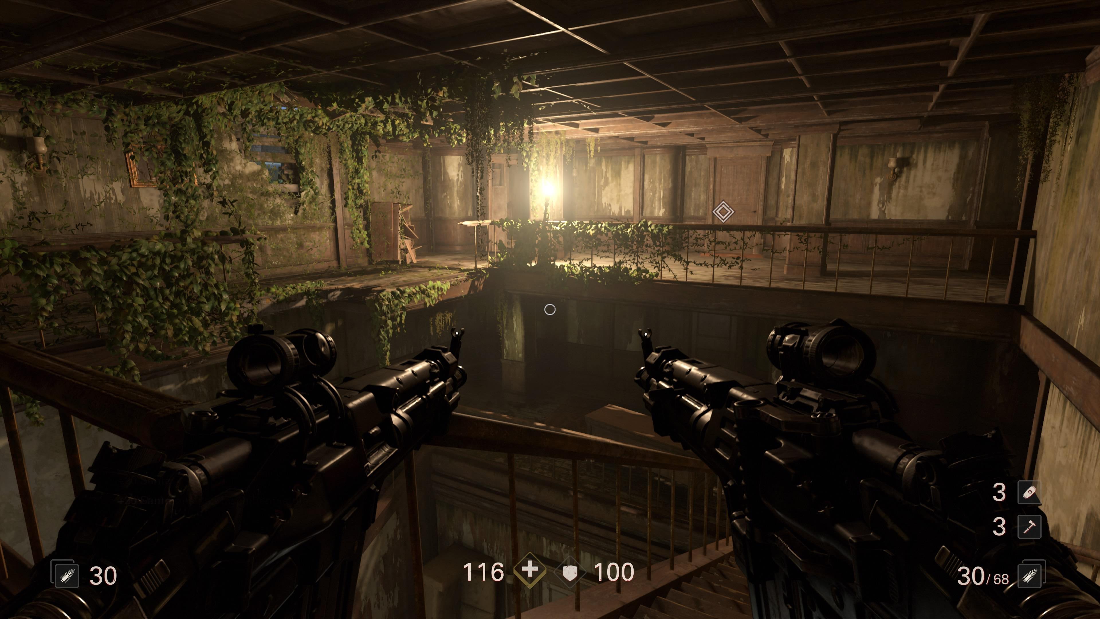 Wolfenstein II The New Colossus Crack