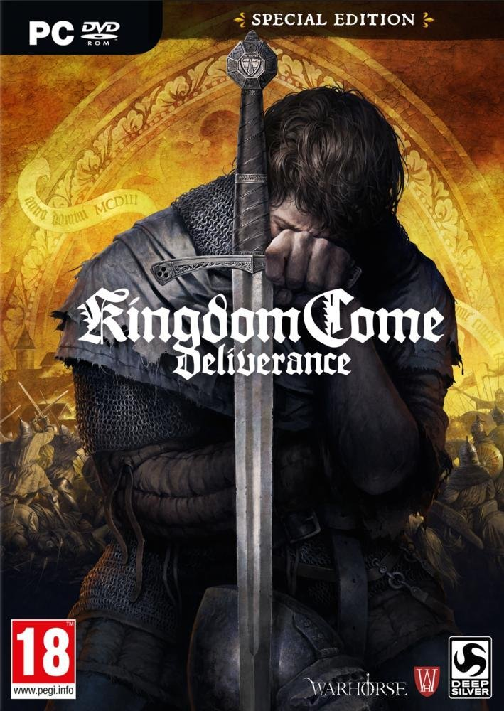 Kingdom Come - Deliverance [FitGirl Repack] + DLC - Multi - Iso