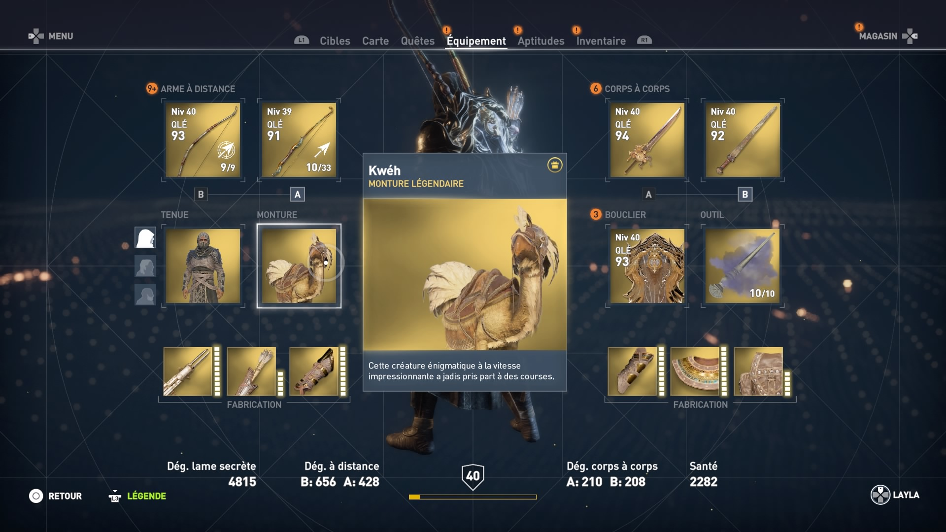 Assassin's Creed Origins – Soluce mission Final Fantasy 15