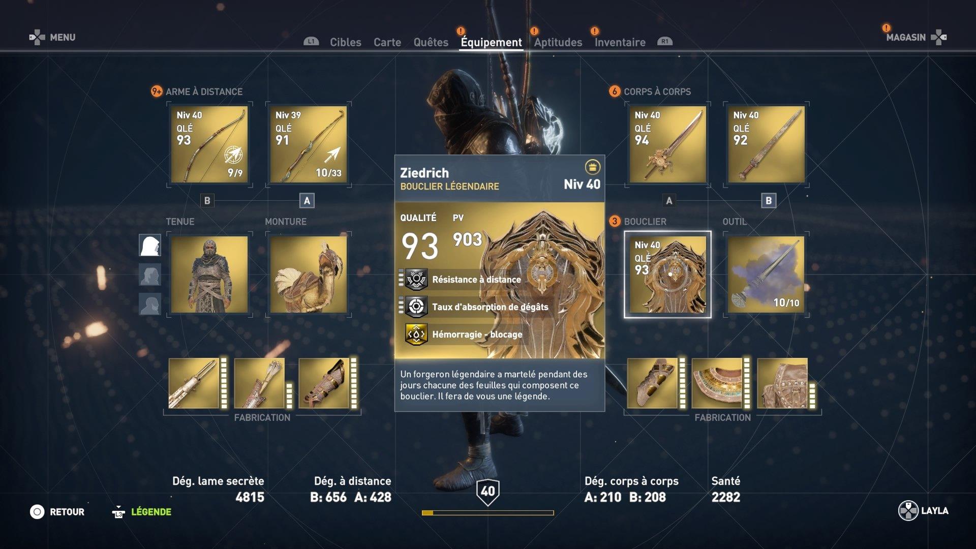 Assassin's Creed Origins – Soluce mission Final Fantasy 15