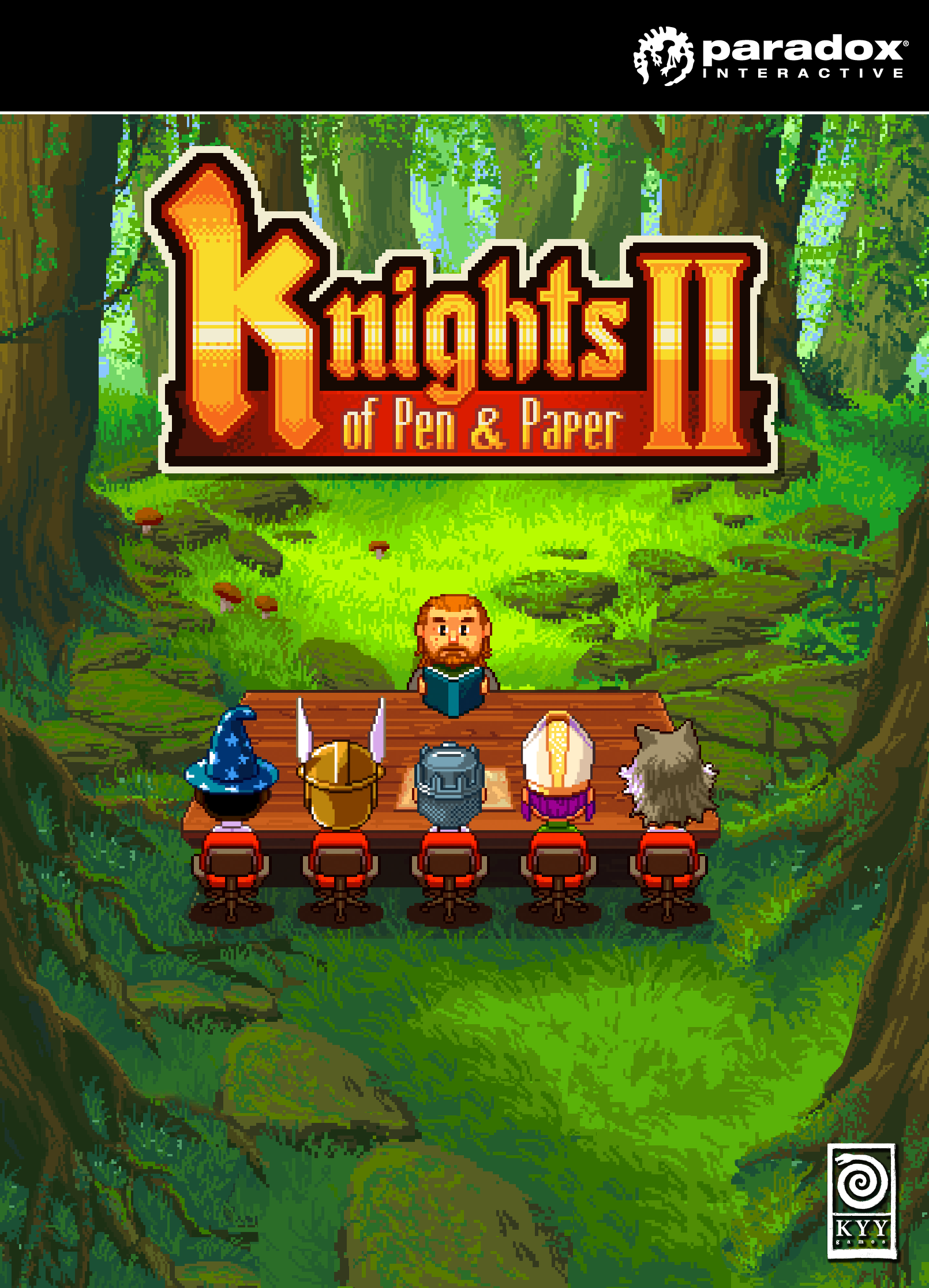 Knights of Pen and Paper 2 - jeuxvideo.com