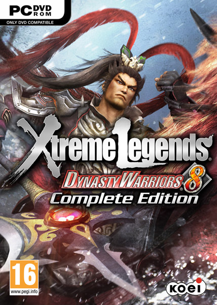 Dynasty Warriors 8 Xtreme Legends - Multi - ISO