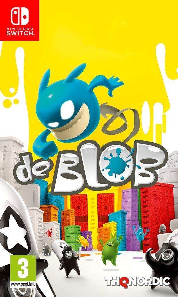 Blob Spiel