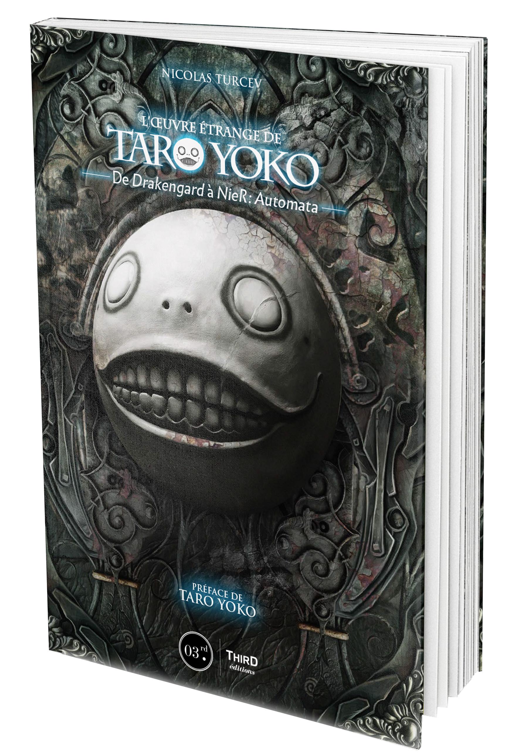 L'Œuvre Étrange de Taro Yoko, de Drakengard à NieR Automata 1520758073-7097-artwork