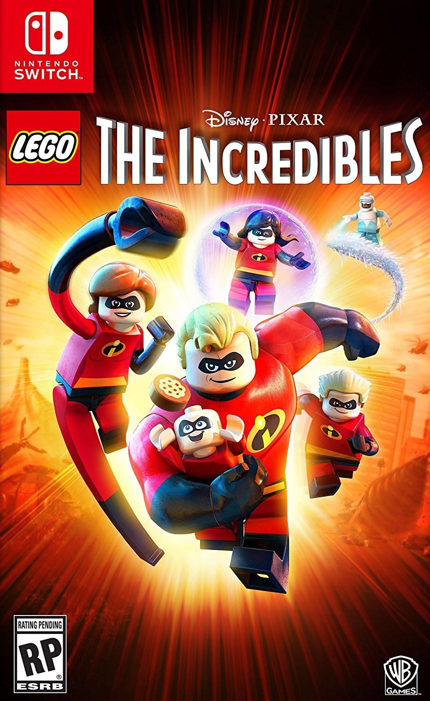 Lego les indestructibles sur nintendo switch - Jeux de lego sur jeux info ...