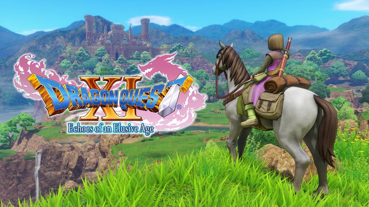 Dragon Quest XI S : Les Combattants de la  Destinée