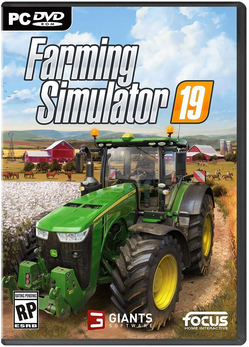 farming simulator 19 sur pc. Black Bedroom Furniture Sets. Home Design Ideas