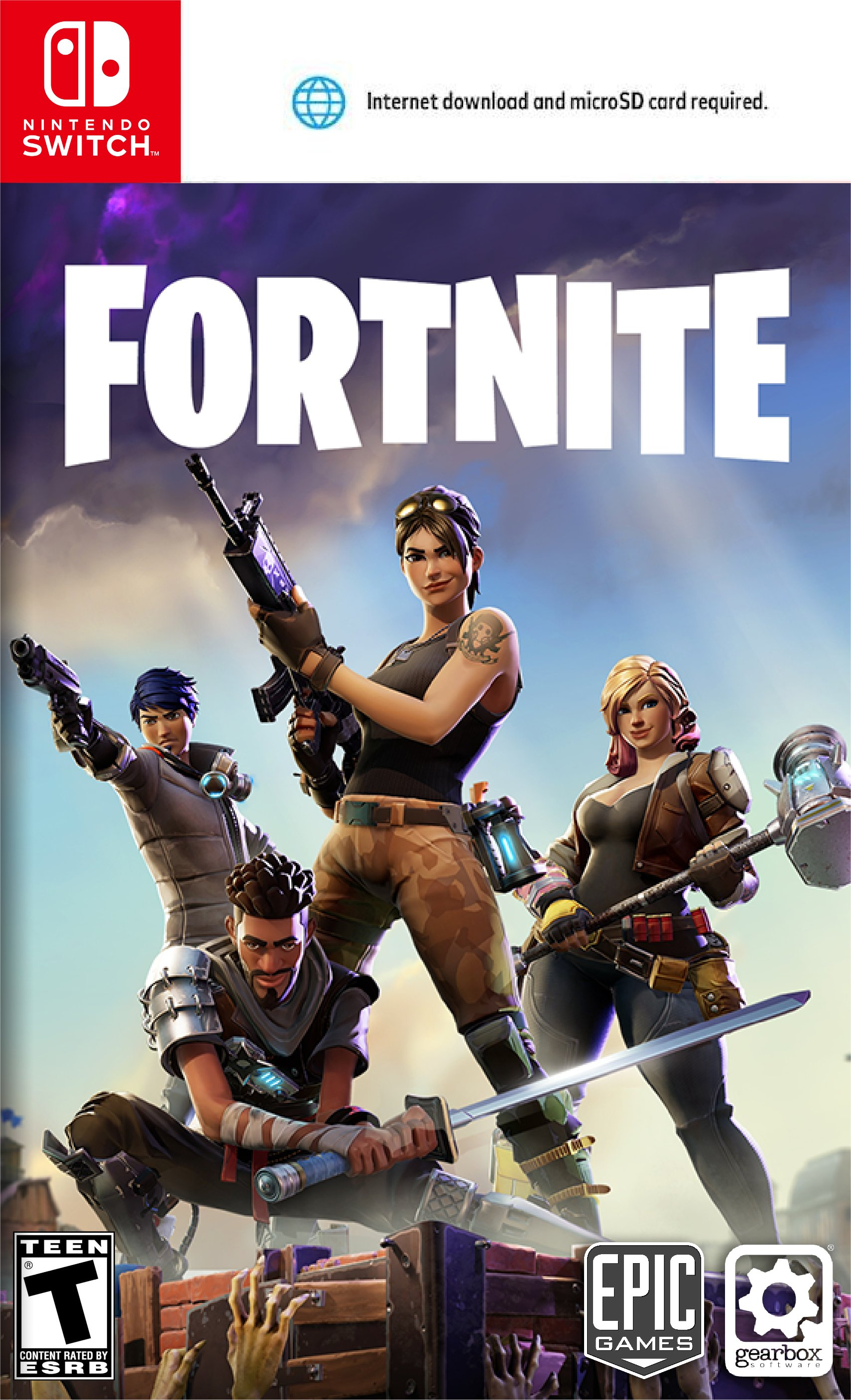 jeux de fortnite