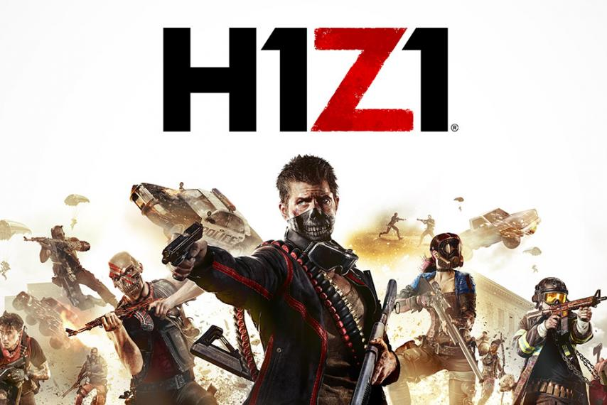 H1z1 sur xbox one - H1z1 king of the kill xbox one ...