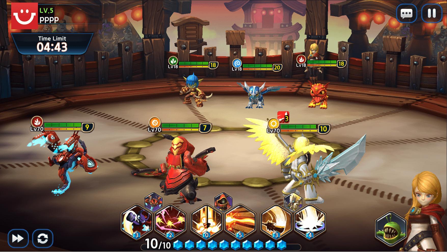 Skylanders : Ring of Heroes (Android) 1539782391-9126-capture-d-ecran