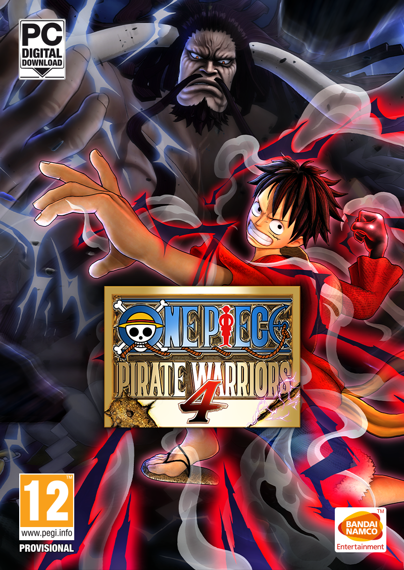 One Piece Pirate Warriors 4 [elamigos-games.com] - Multi - Iso