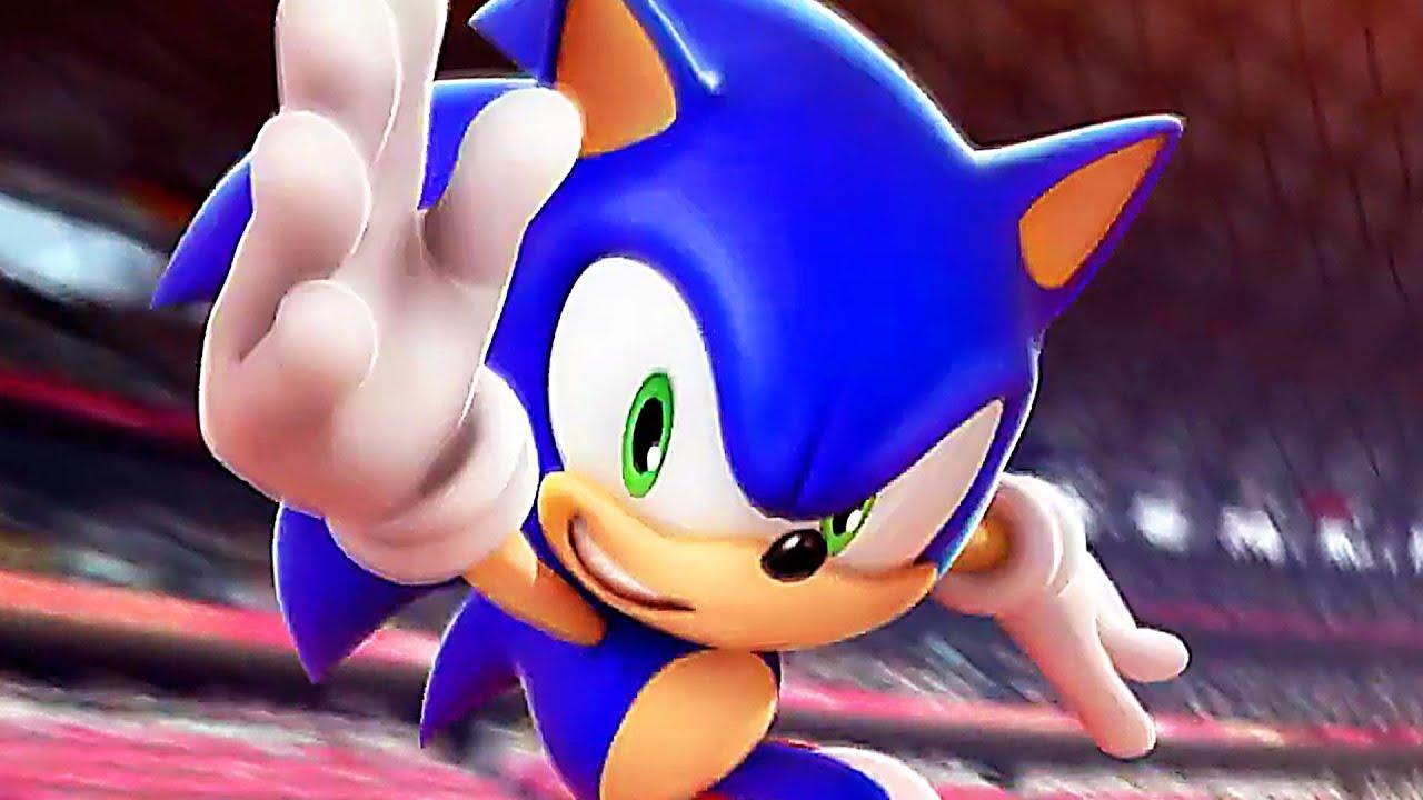 Sonic au Jeux Olympiques de Tokyo 2020 présente ses mini-jeux