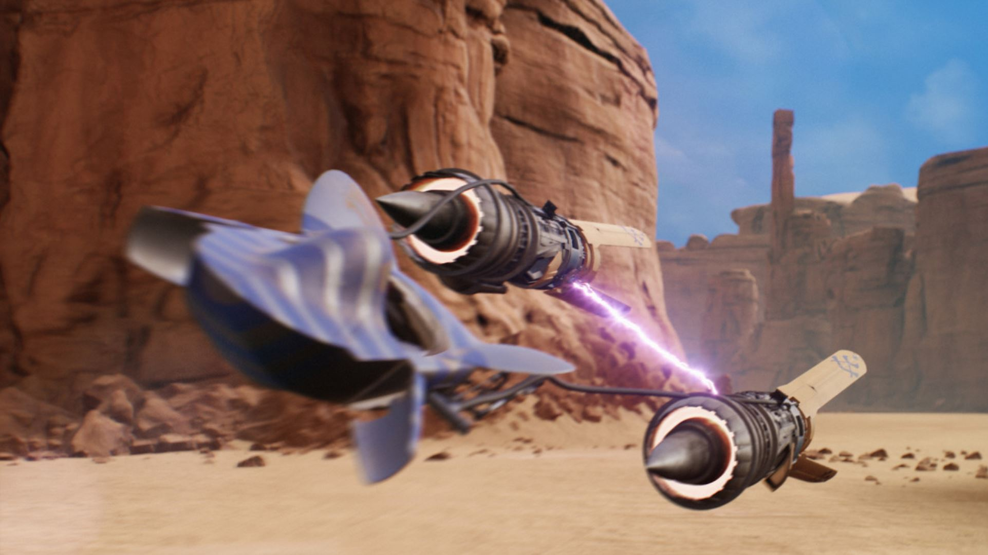 Star Wars Episode l : Racer prend du retard sur PS4