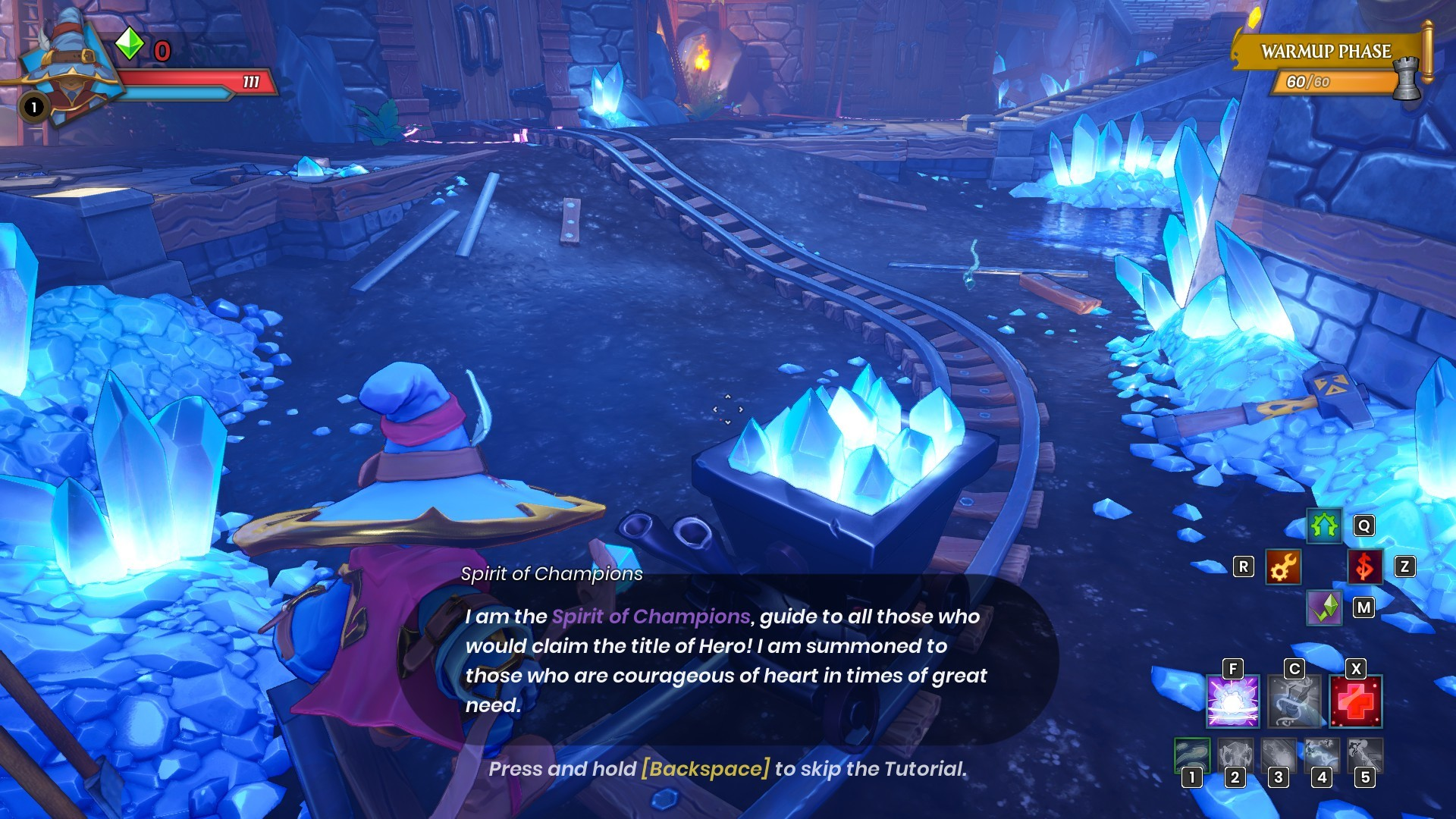 Dungeon Defenders : Awakened - la version 1.0 prend date