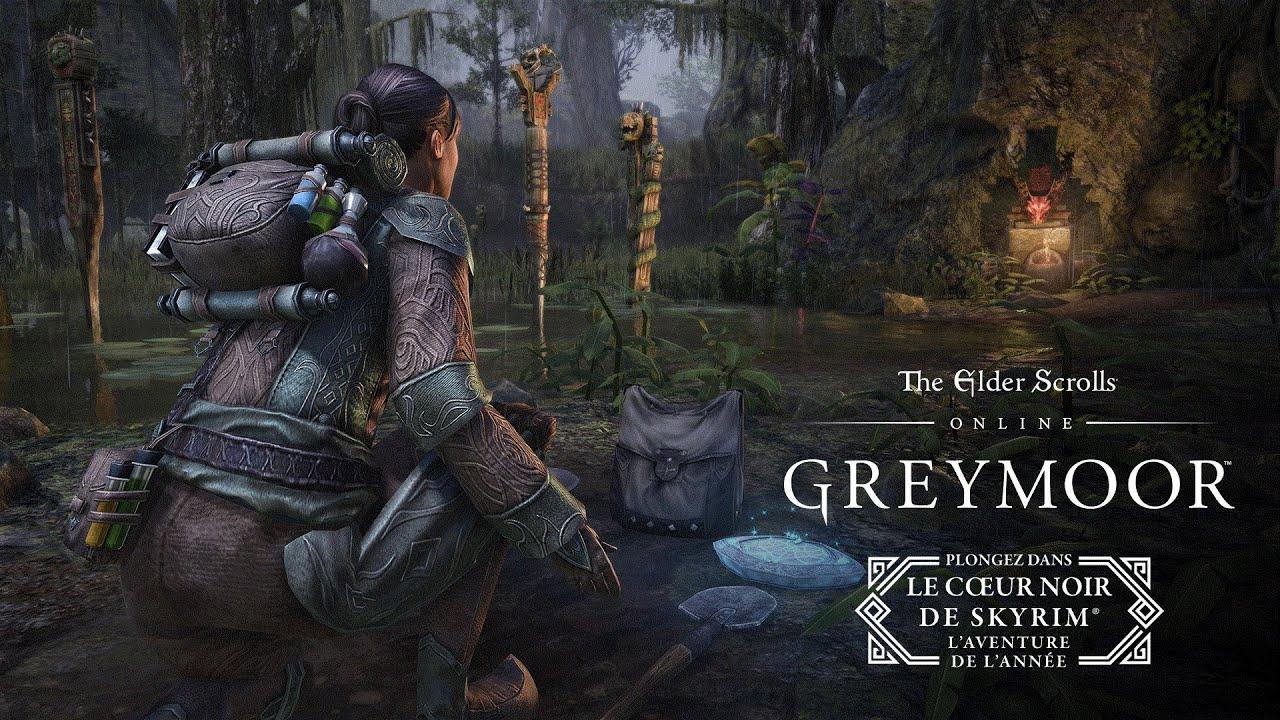 The Elder Scrolls Online : Greymoor - Le système d'Antiquités à l'honneur