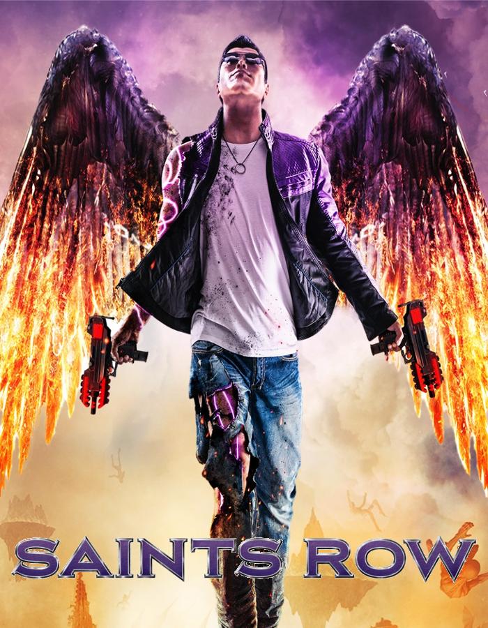 Saints Row V (titre provisoire) sur PlayStation 5
