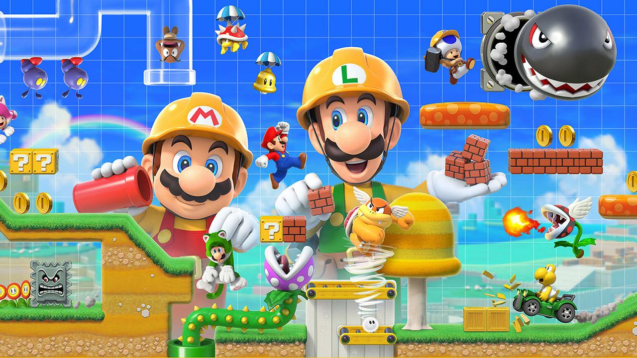 Did Super Mario Maker kill Super Mario Bros. ?