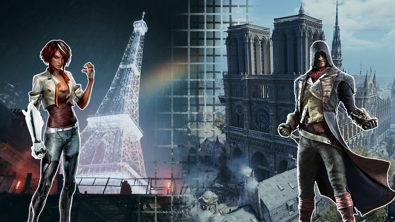 Paris and video games, a long love story