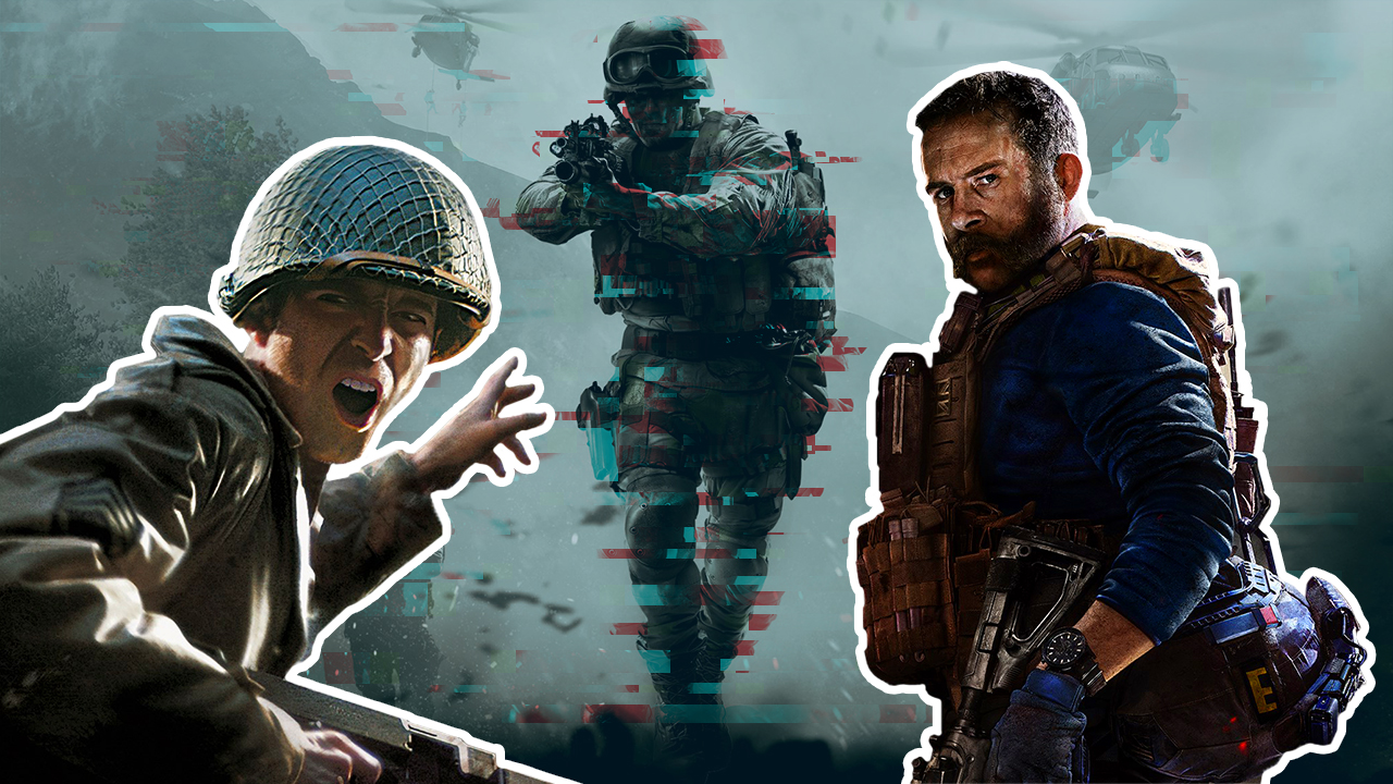 From 2003 to the present day, Call of Duty's rise as the king of mainstream FPS