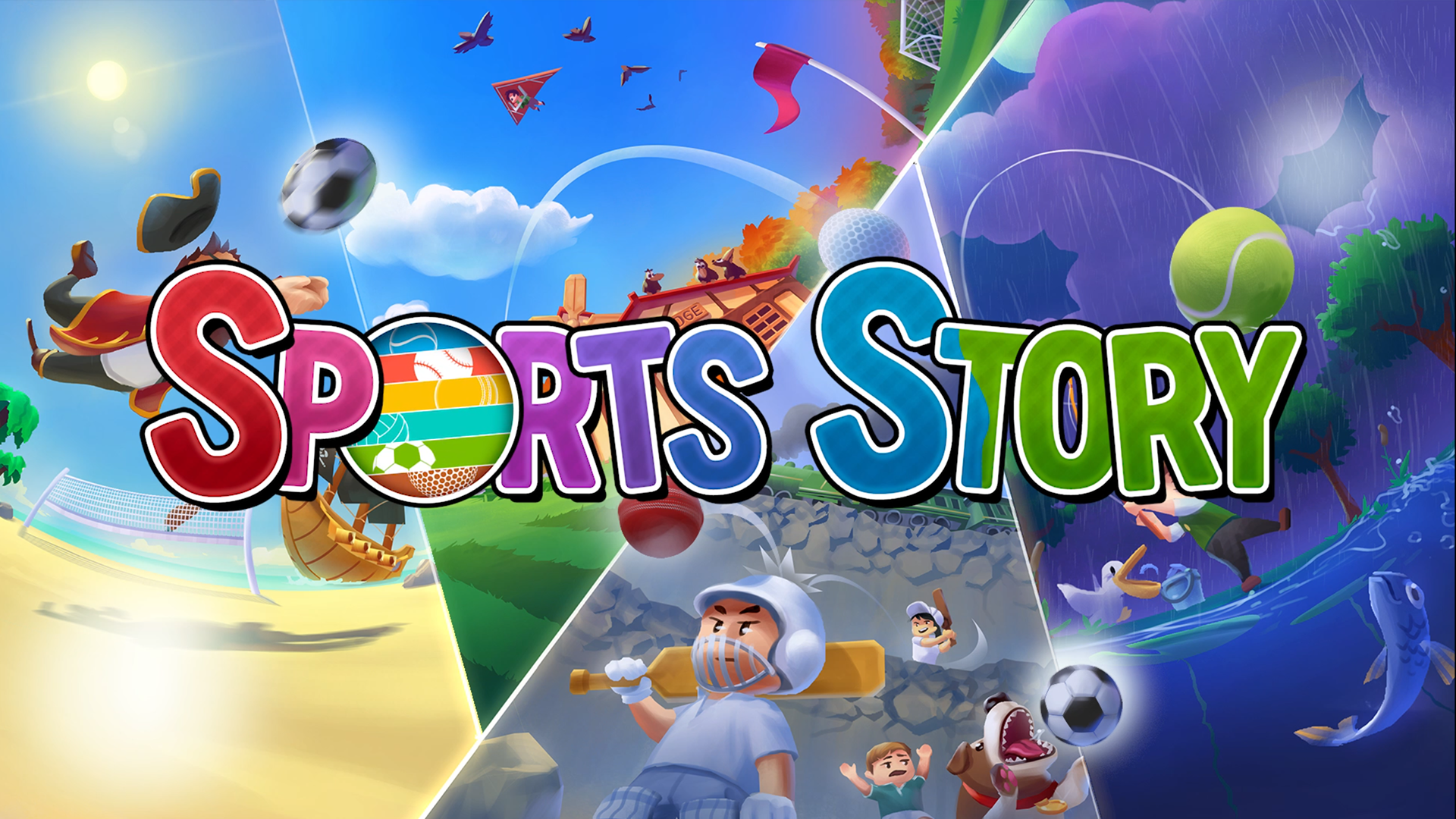Sports Story is officially postponed