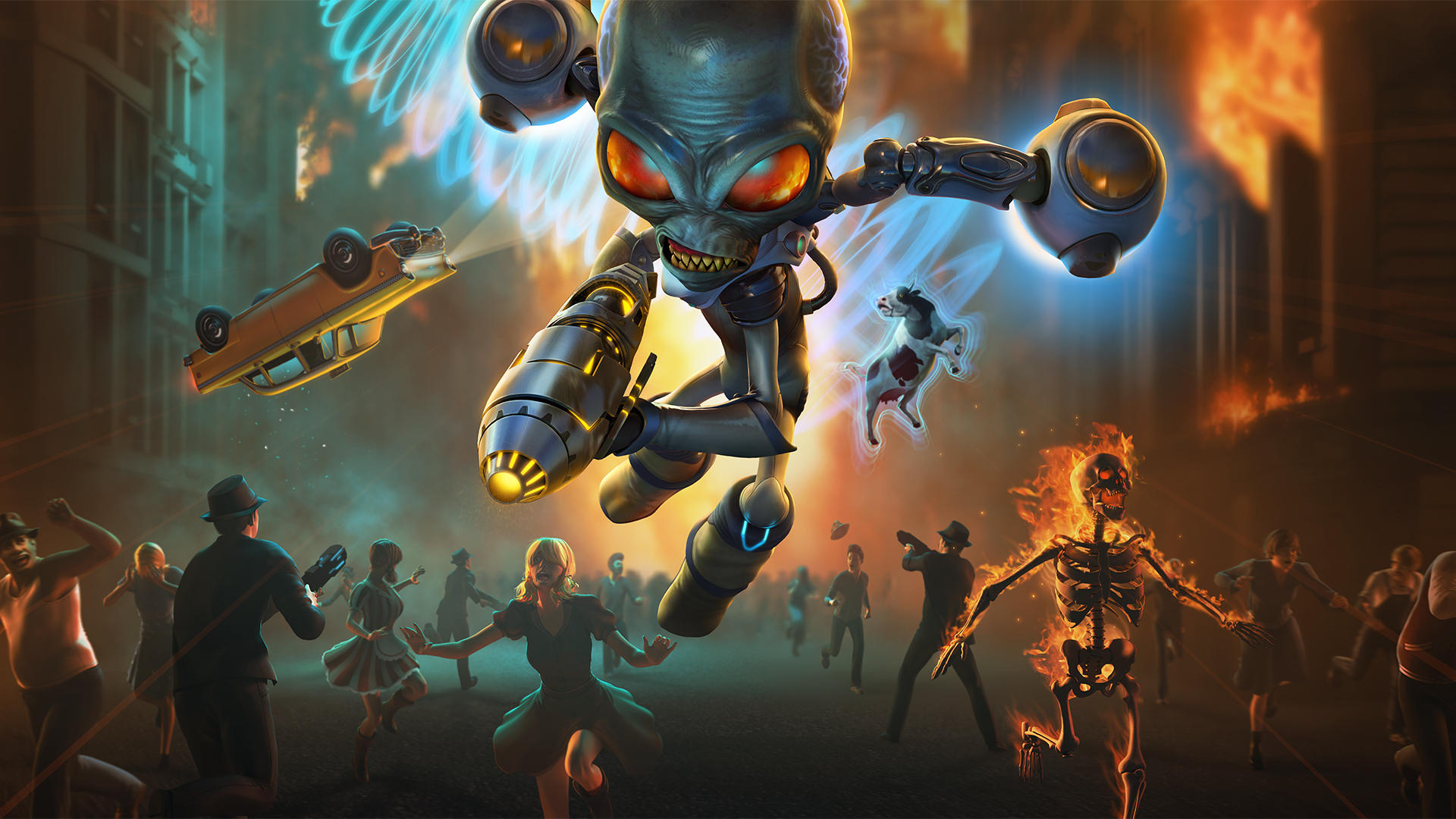According to Johan Conradie (Destroy All Humans!), PS5 and Xbox Series X SSDs will mark a revolution