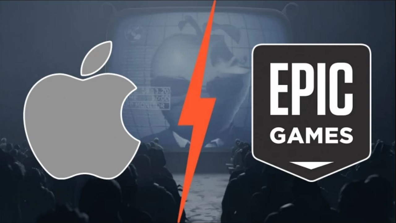 Epic Games and Apple: The Epic Games account closed by Apple