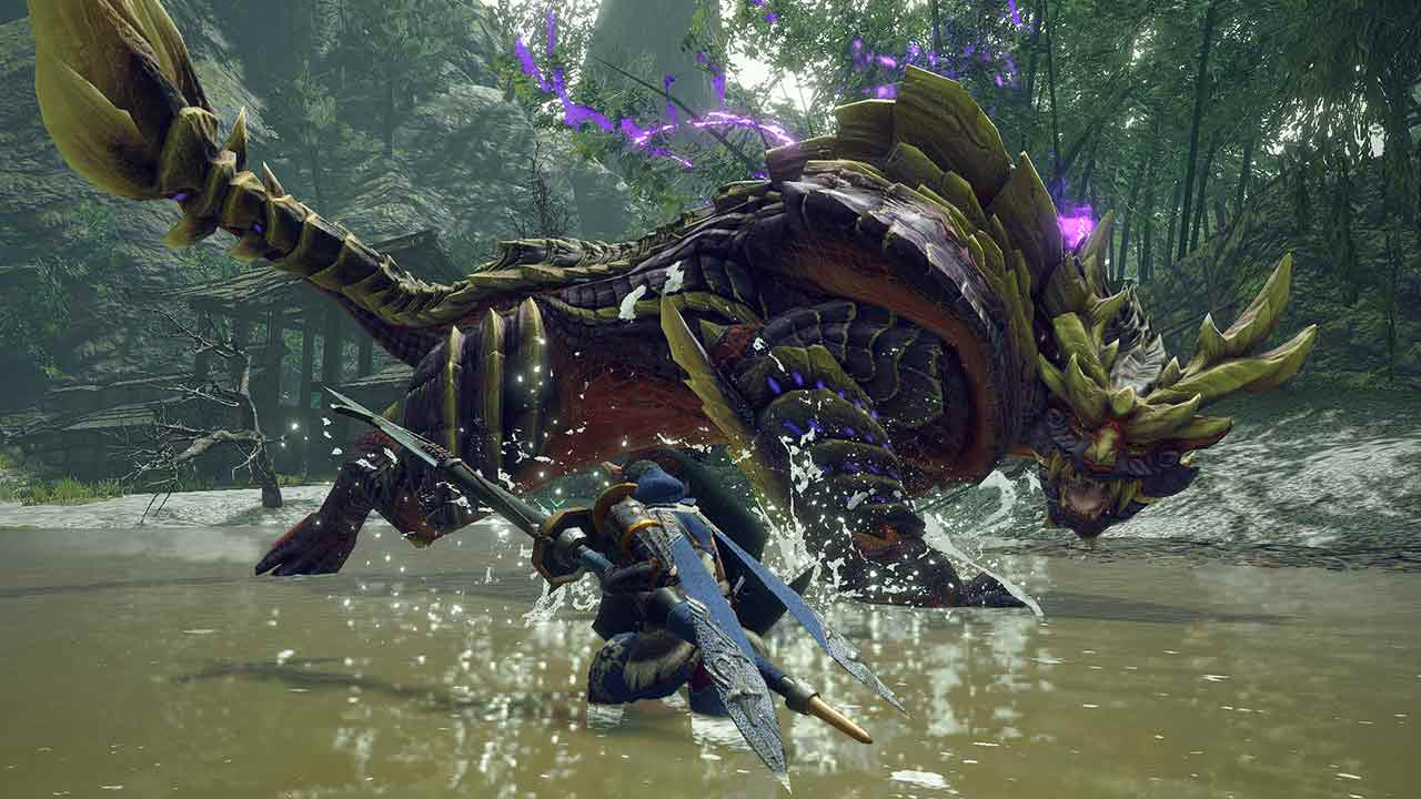 Monster Hunter Rise: new information released by Capcom