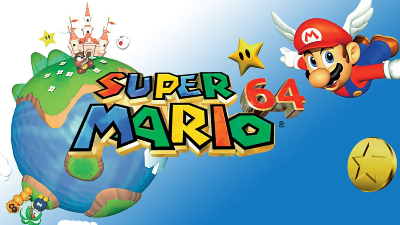 Super Mario 64: Video Guide to Switch Levels