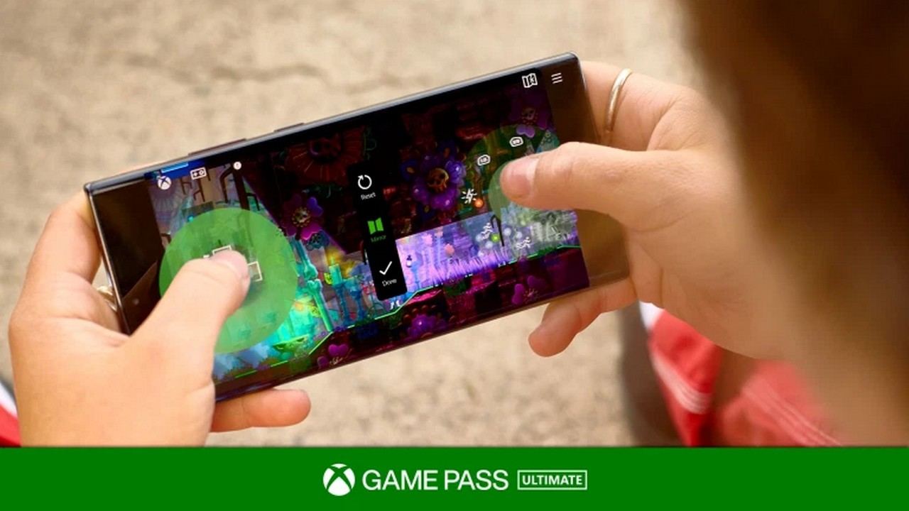 Xbox Game Pass (mobile): ten new titles compatible with touch controls