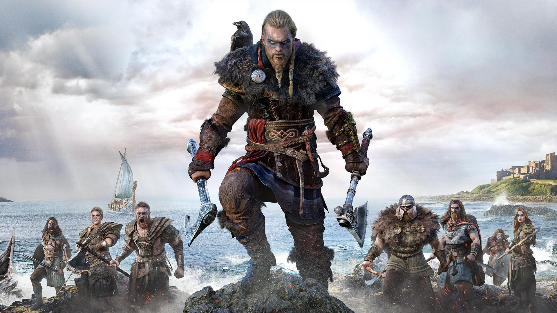 Assassin's Creed Valhalla: The Viking Age has come!