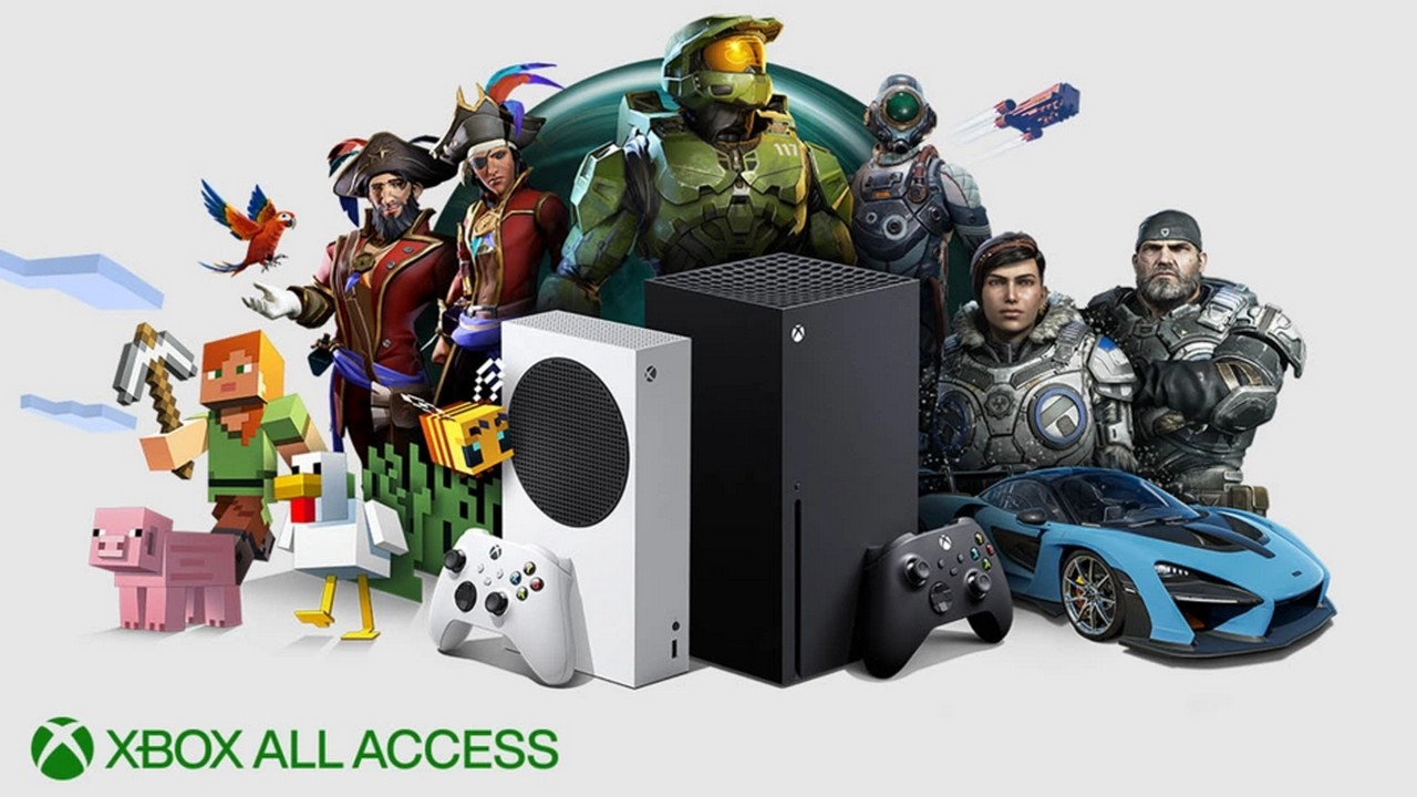 Xbox All Access: Micromania will offer the online offer for those who have reserved in-store