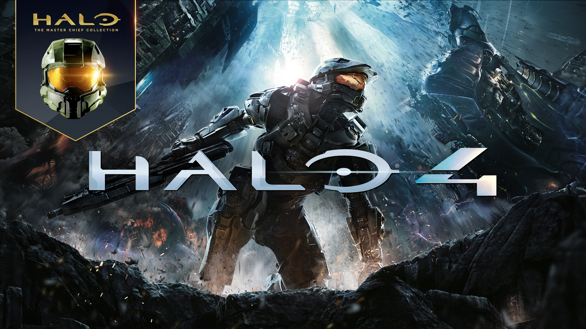 Halo 4 to join the Master Chief Collection on PC on November 17th