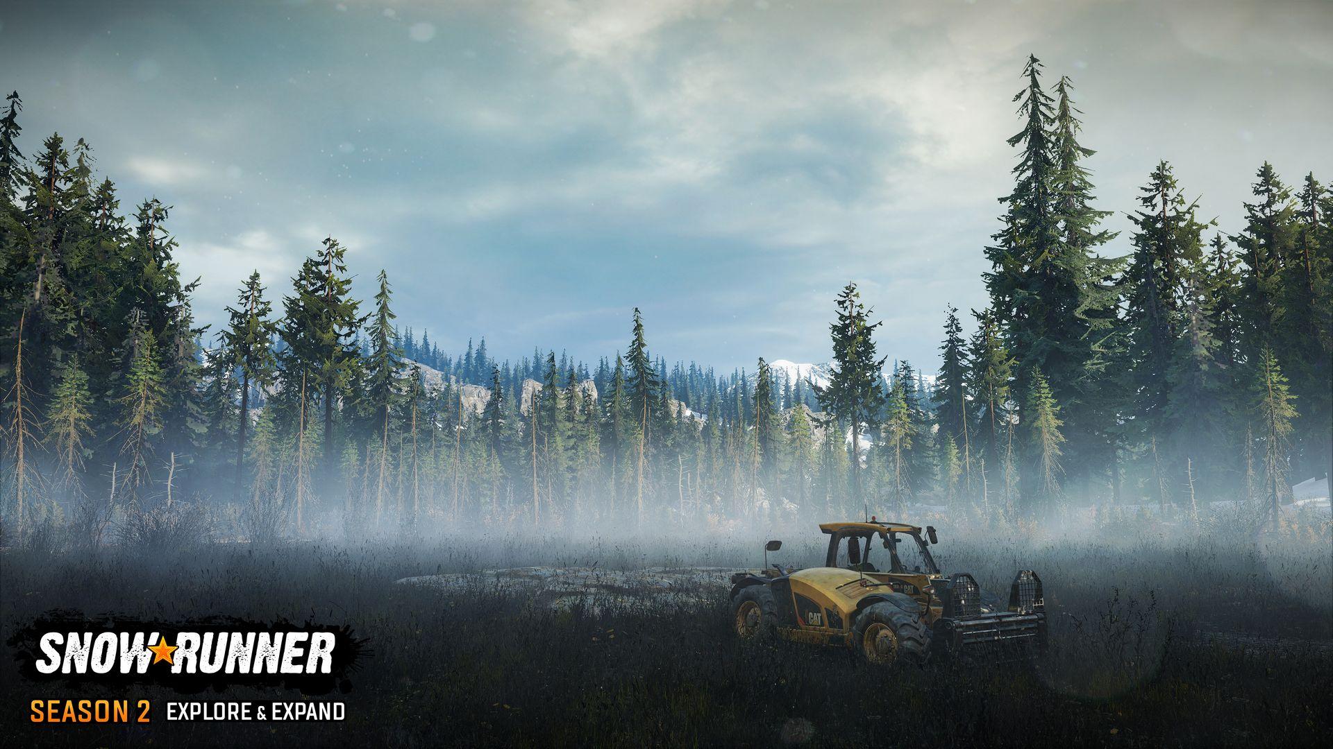 Snowrunner will launch season 2 on November 16