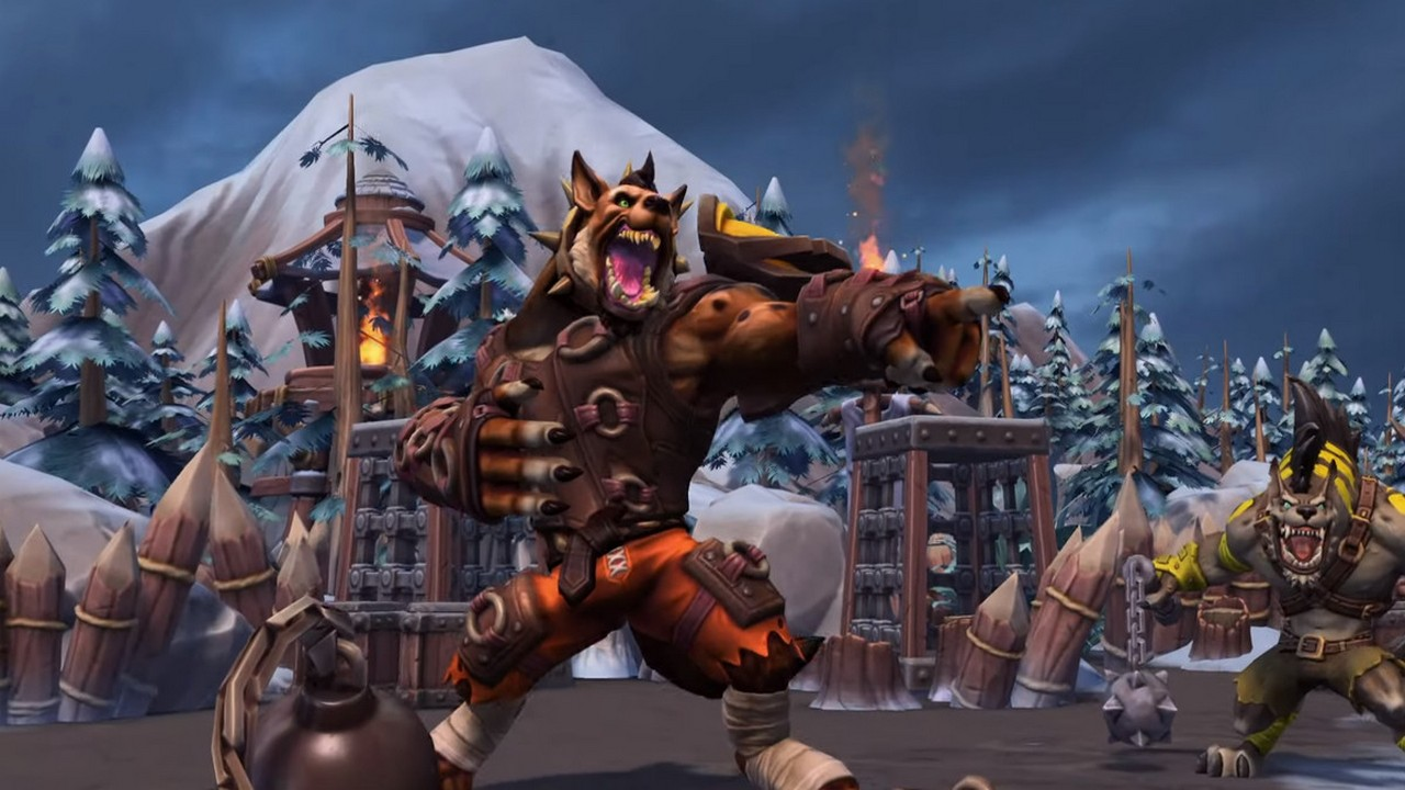 Heroes of the Storm: Lardeur (World of Warcraft) joins MOBA