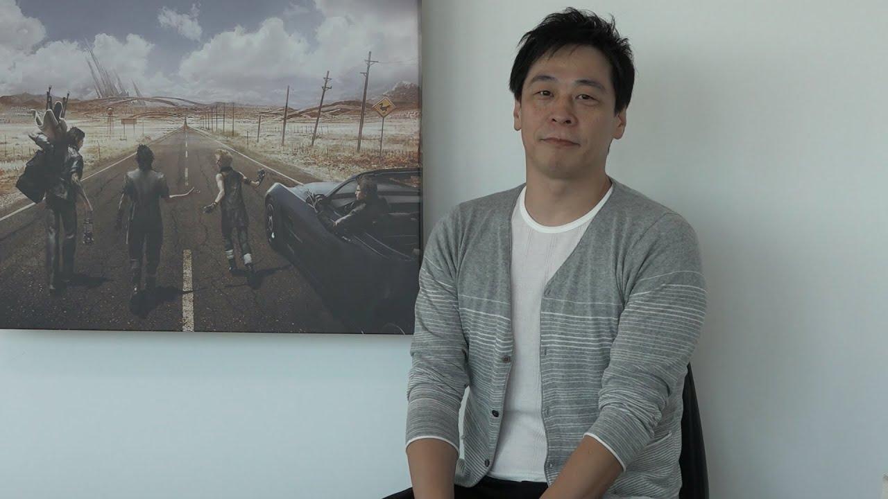 Hajime Tabata (Final Fantasy XV) working on virtual travel experience for All Nippon Airways