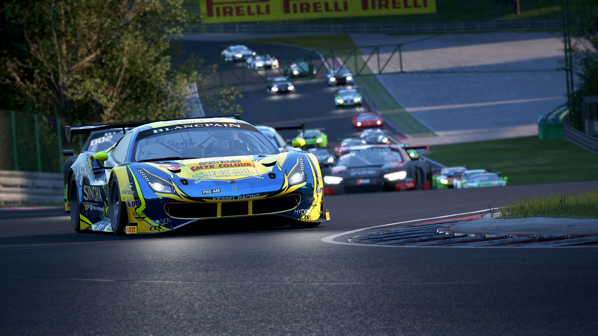 Assetto Corsa: The franchise generated 100 million euros