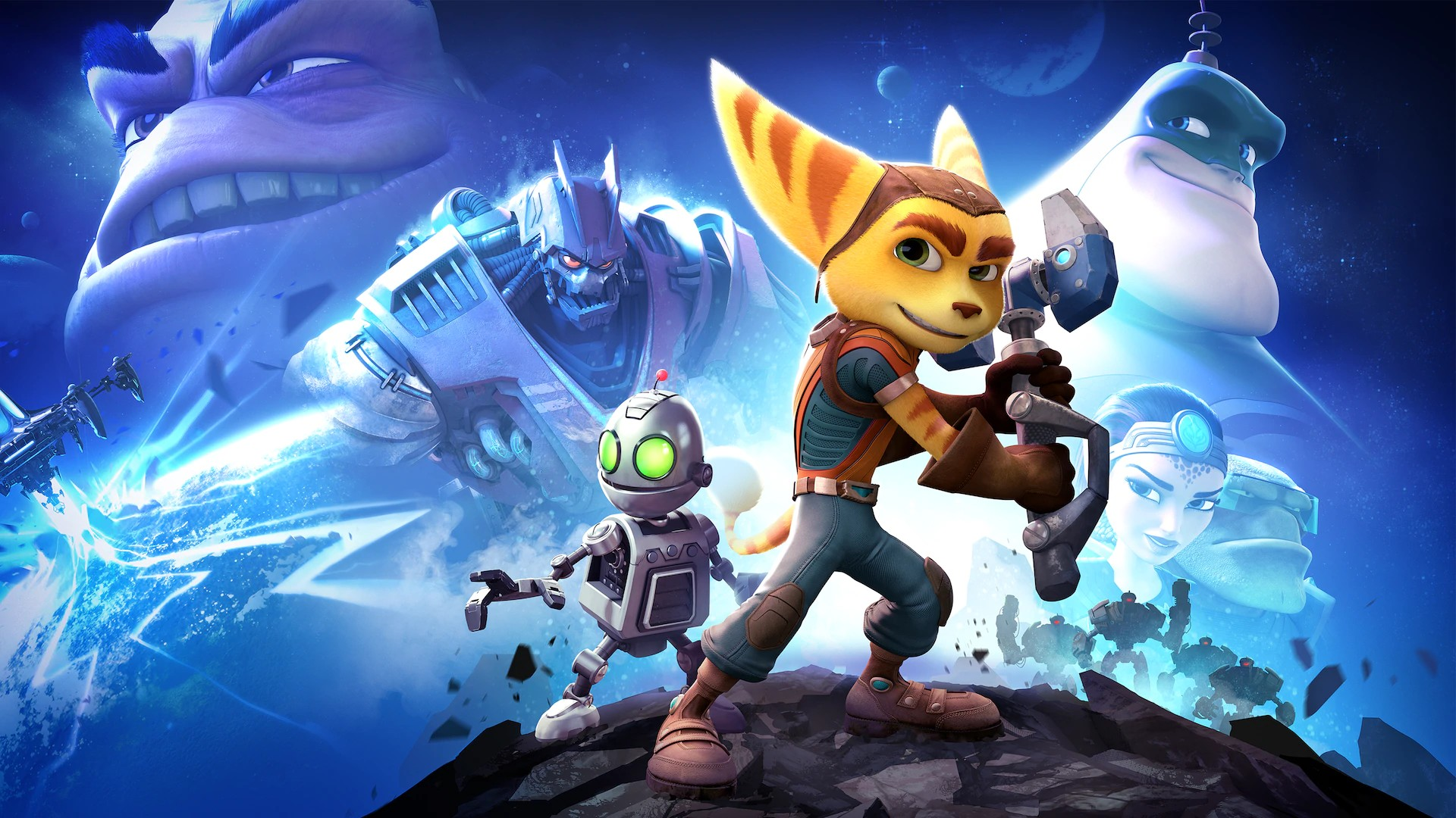 Ratchet & Clank: the PS4 game will be offered during the month of March