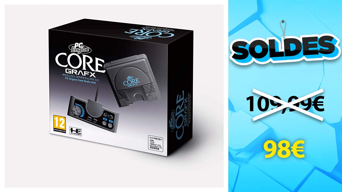 Konami sale: PC Engine in promotion