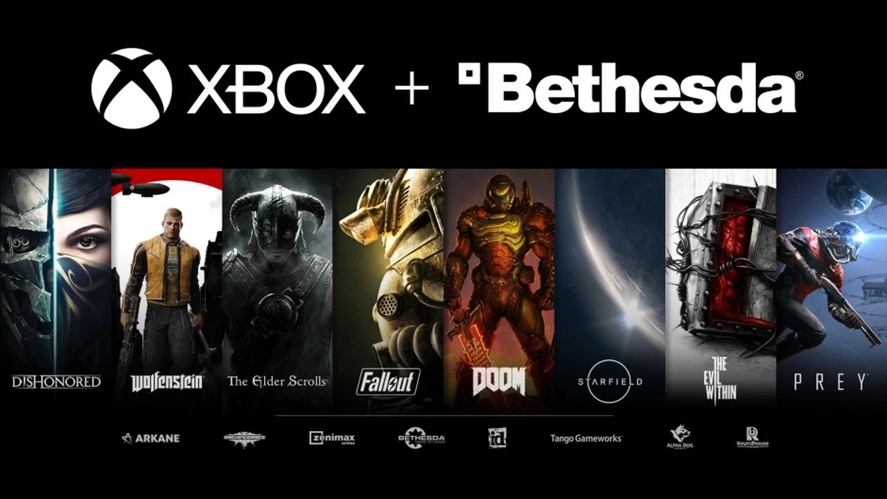 Xbox: some future Bethesda games will be Xbox and PC exclusives