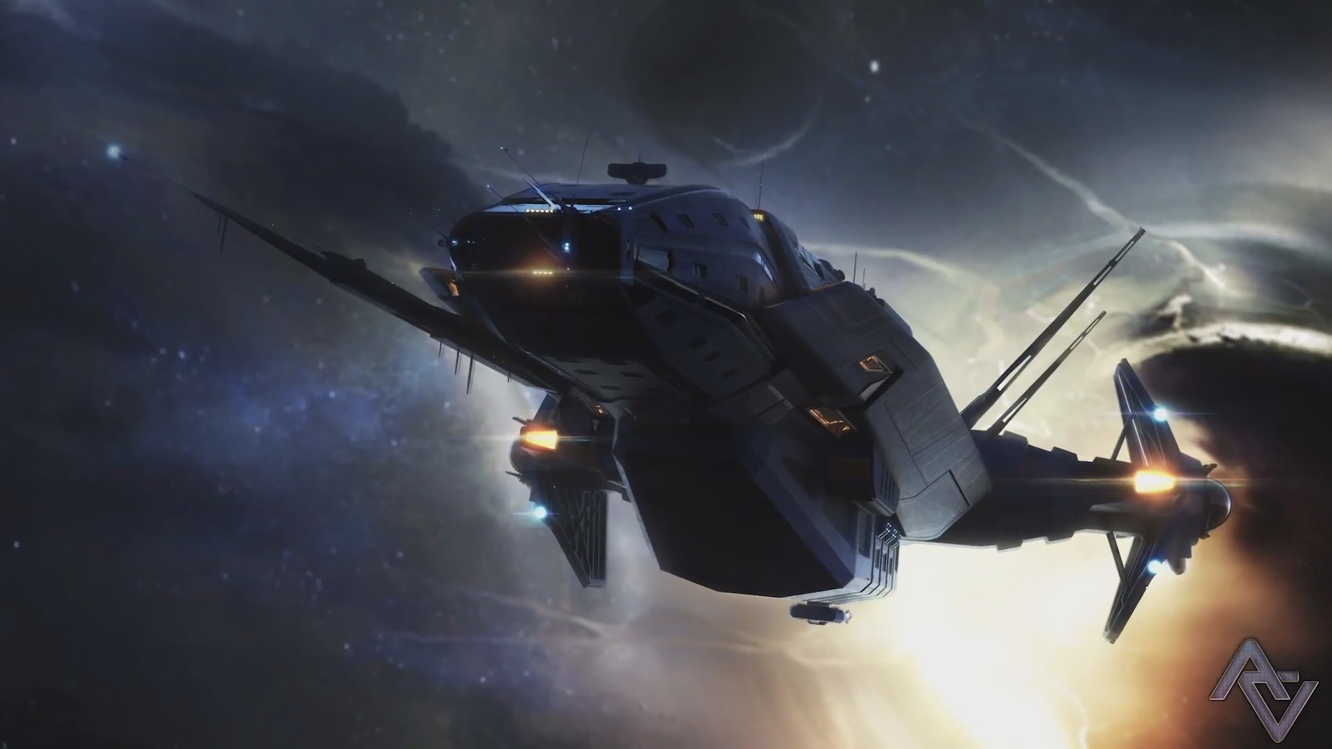 Star Citizen: 3 million players and funding that passes a new course