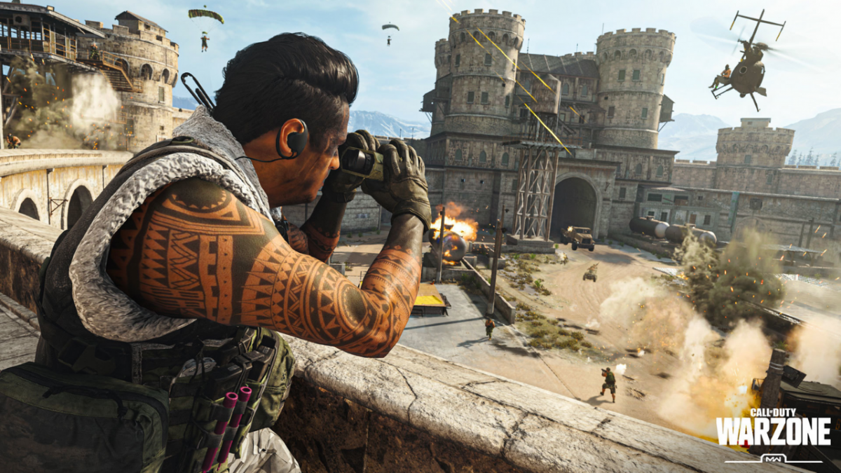 Call of Duty: Warzone - Devs crack down on cheaters