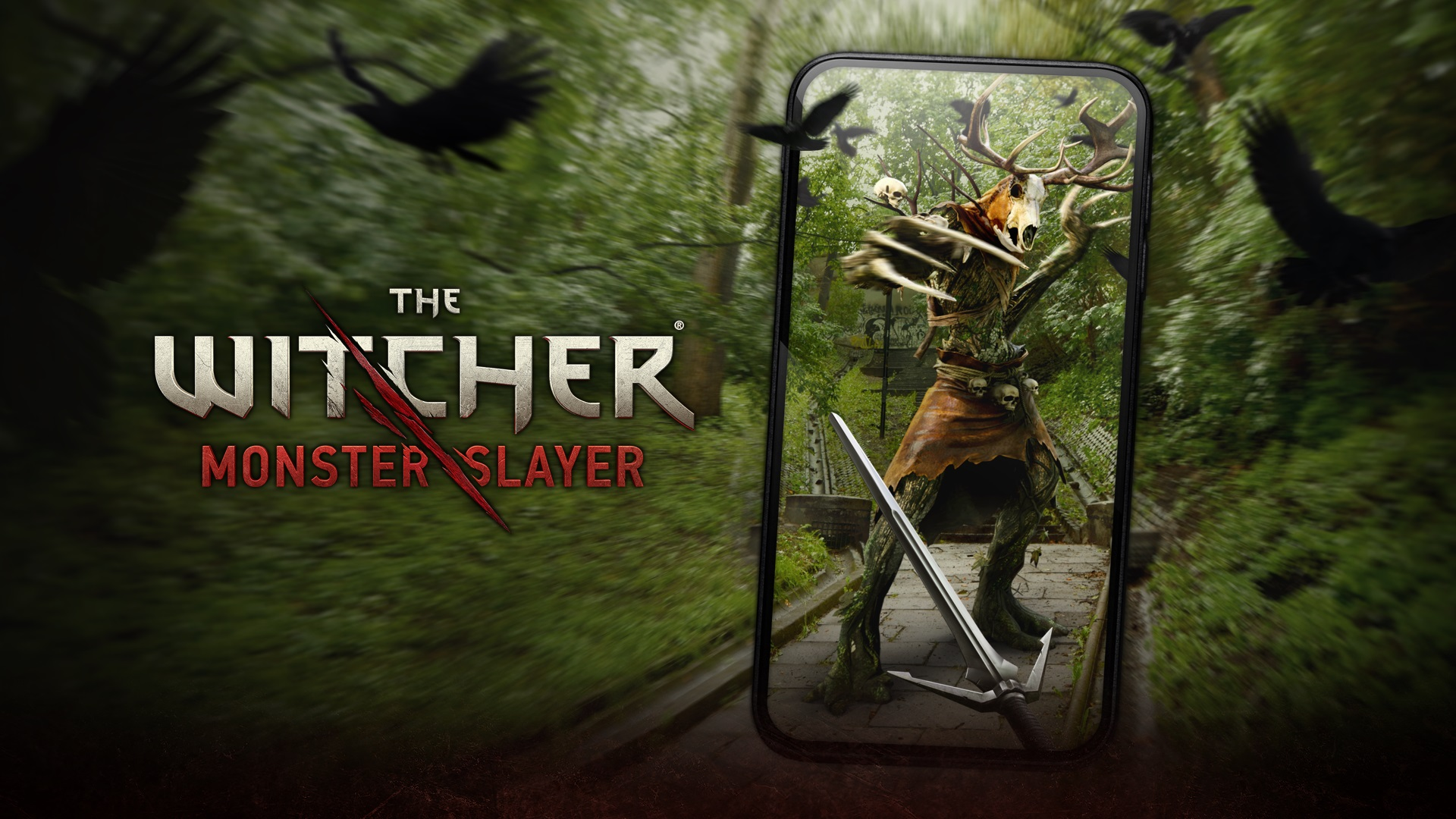 The Witcher: Monster Slayer - Registrations open on Android