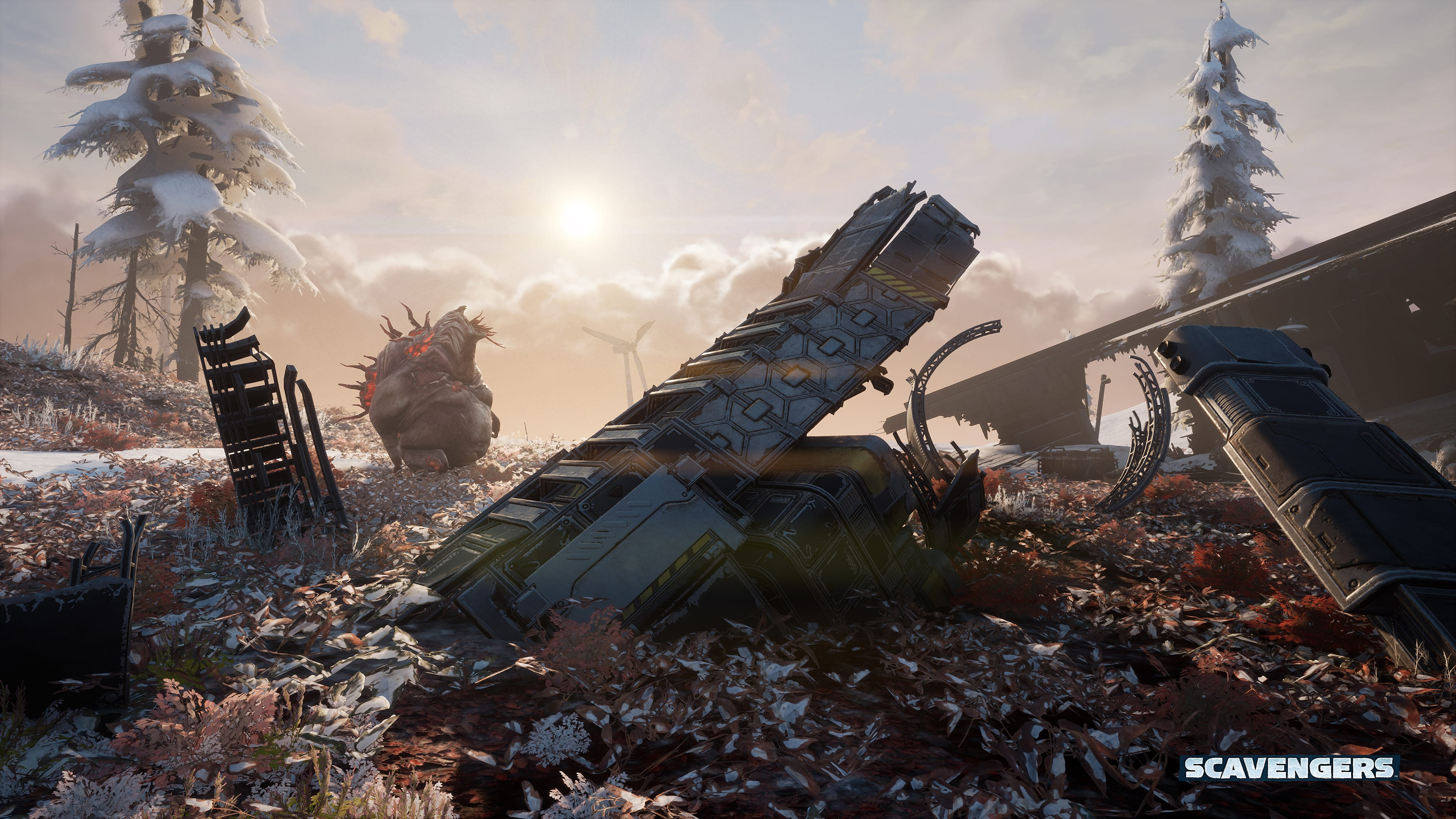Scavengers: early access dated for the game mixing shooter and survival