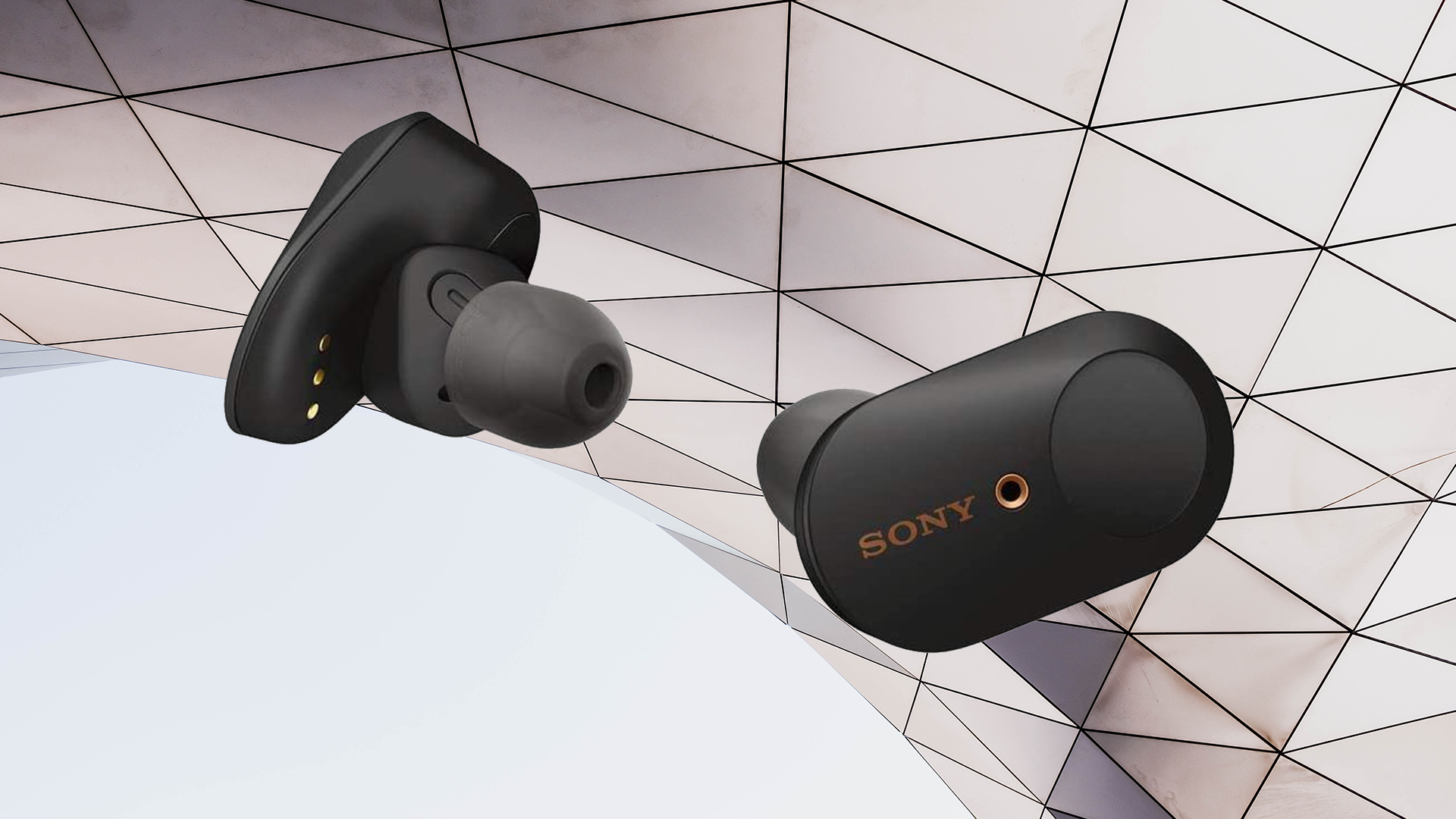 Sony WF-1000XM3 bluetooth headphones see their price reduced