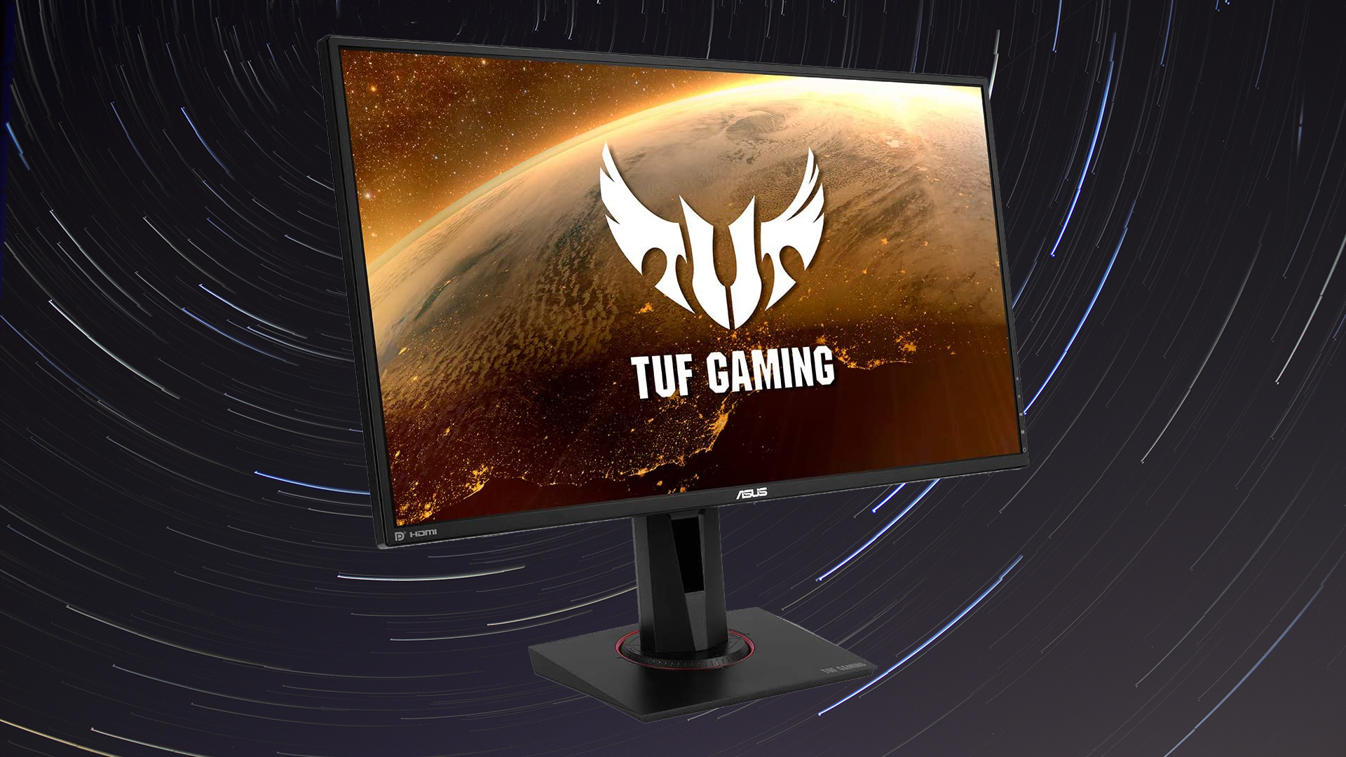 The Asus TUF 27 IPS 165Hz 1ms WQHD gaming PC screen sees its price drop
