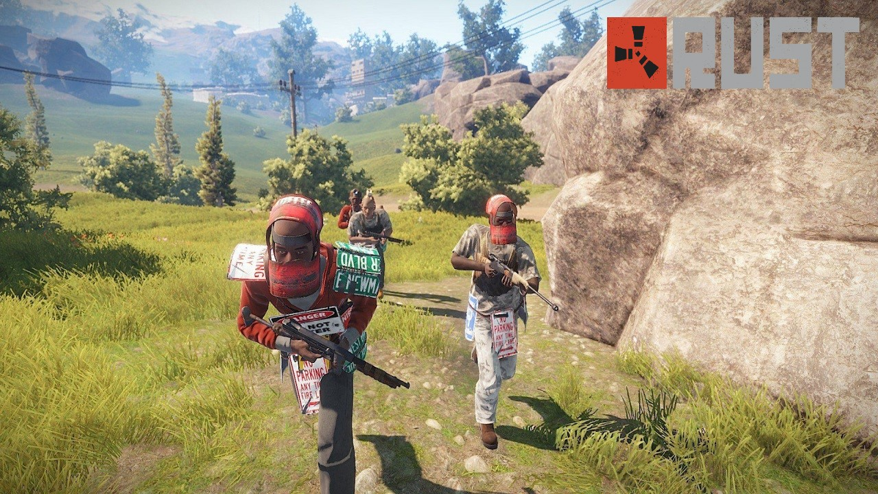 Rust: equipping quickly and efficiently, our guide
