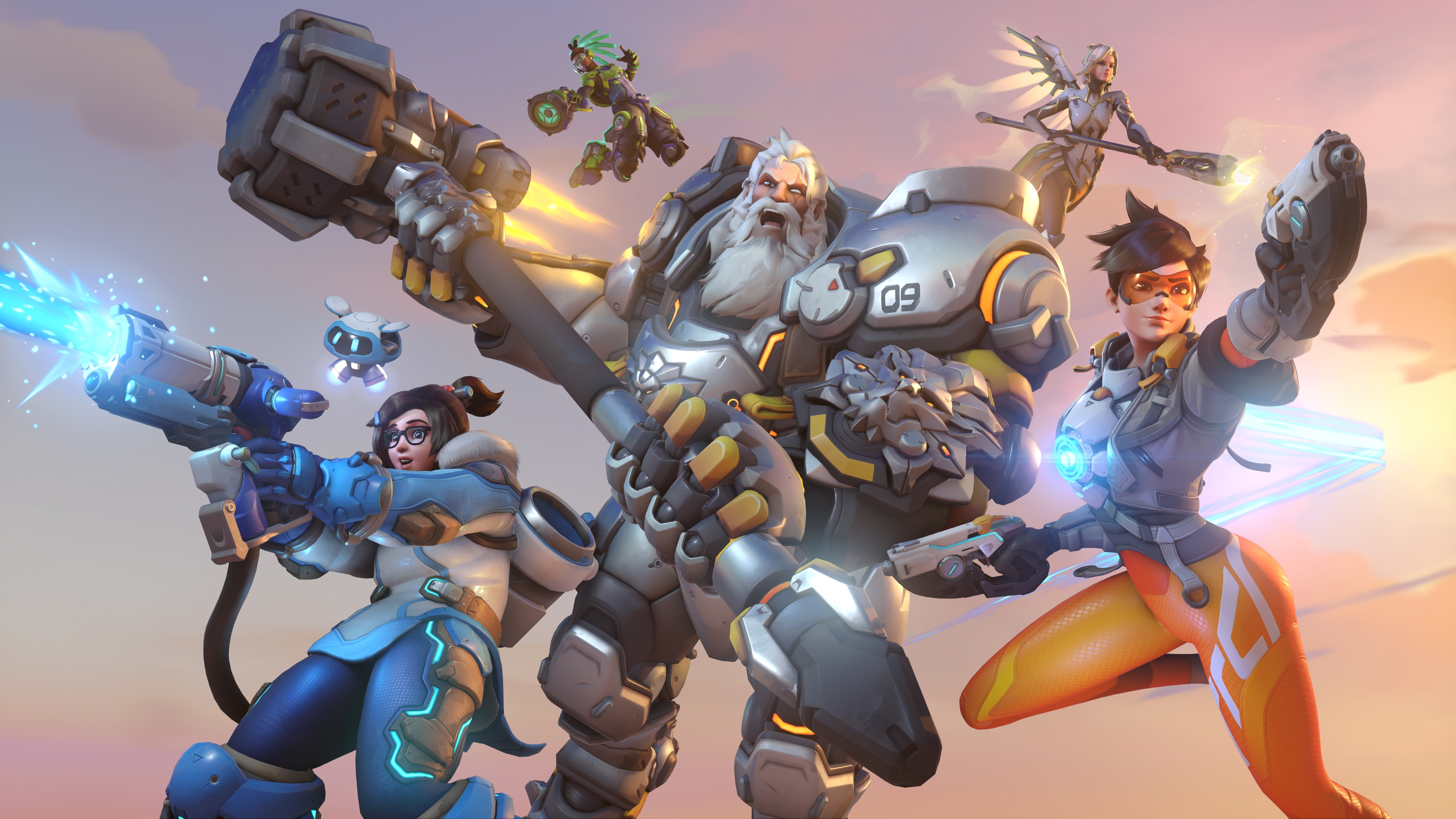 Overwatch 2: Beta, Ping and Cross-Play… Blizzard delivers new information