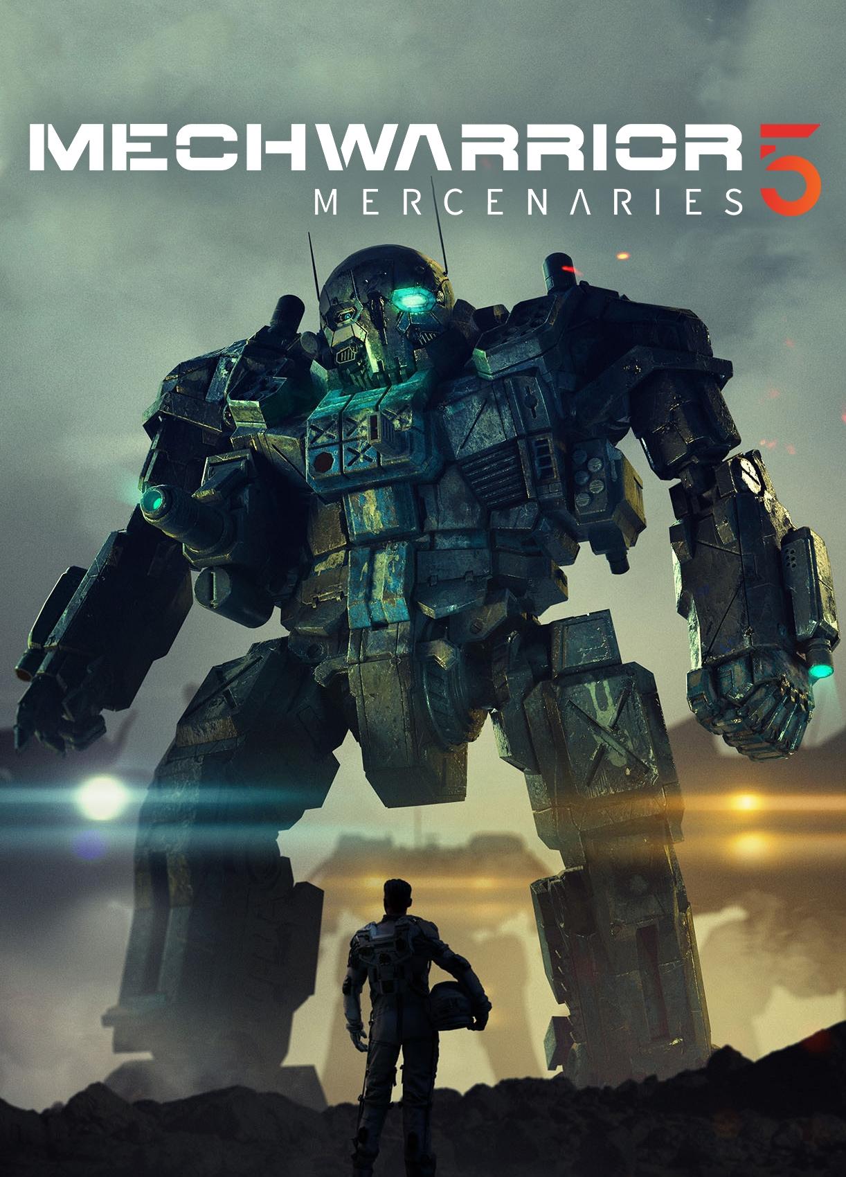 MechWarrior 5 Mercenaries - [DODI Repack] - ISO- Multilangue