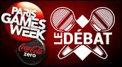 News Paris Games Week : Les débats jeuxvideo.com